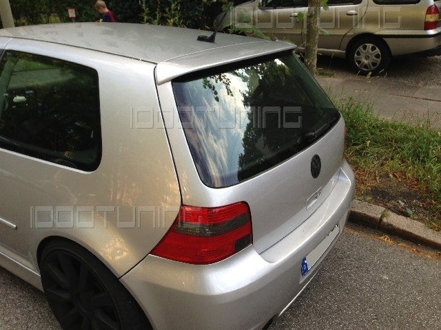 vw golf 4 iv r32 rear spoiler roof spoiler new roof. Black Bedroom Furniture Sets. Home Design Ideas