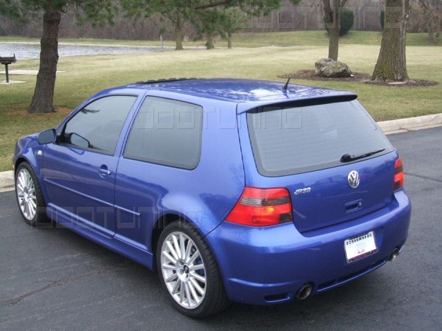 vw golf 4 iv r32 heckspoiler spoiler dachspoiler neu ebay. Black Bedroom Furniture Sets. Home Design Ideas