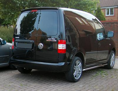 vw caddy 2k dachspoiler spoiler heckspoiler neu tuning 2. Black Bedroom Furniture Sets. Home Design Ideas